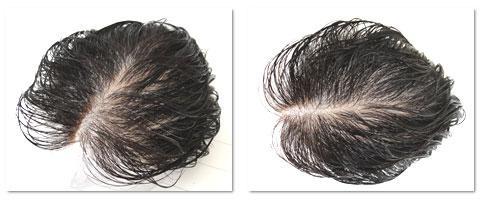 ウェット感がある状態のままブラシでとかし、予めヘアスタイルを作っておくと良いでしょう。時に急いでいないのならそのまま自然乾燥です。急ぎの場合はドライヤーを使用しても構いません。 *ドライヤー使用の場合は乾かしすぎに注意しましょう。すでに乾いている髪に温風を当て続けると傷みます。